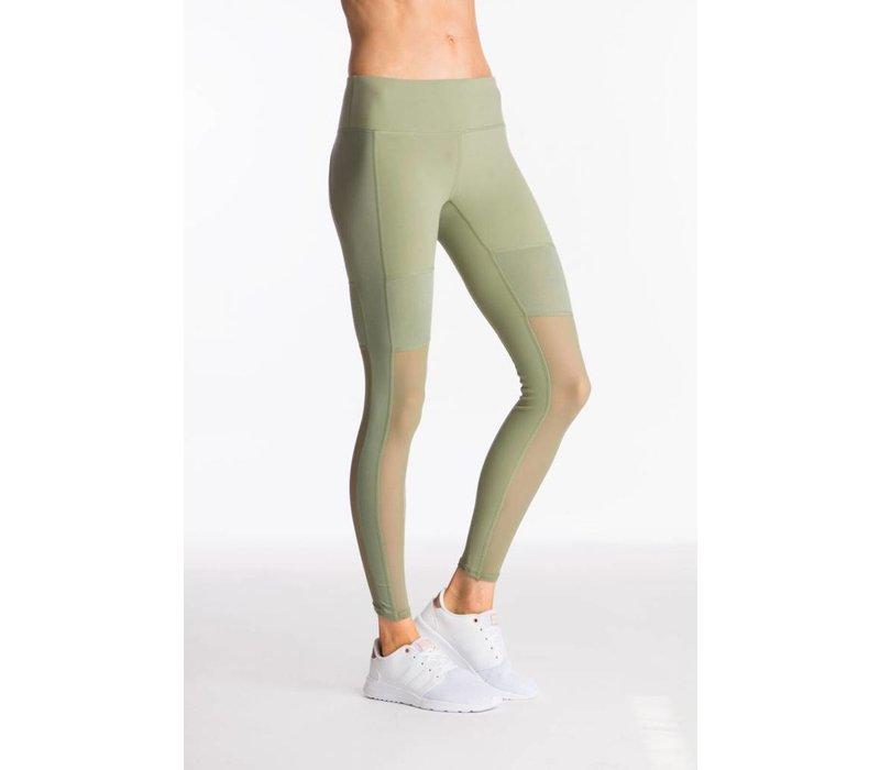 Leggings VENICE - olive