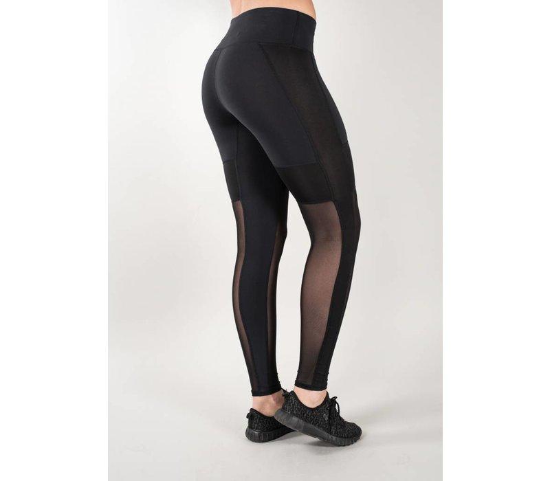 Leggings VENICE - black
