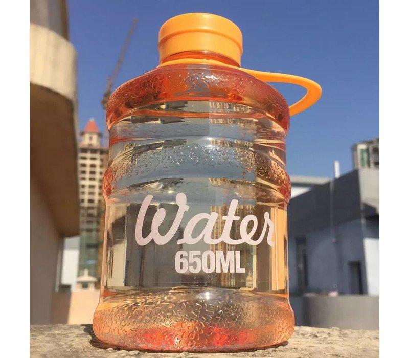 Mini Bottle - Orange