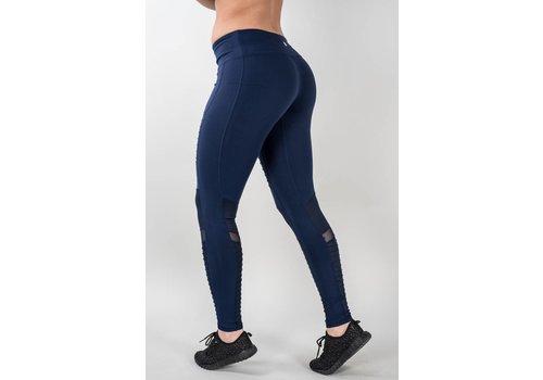 JUNGUNDEDEL Leggings SYDNEY - dark blue