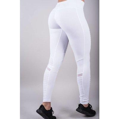 JUNGUNDEDEL Leggings SYDNEY - white