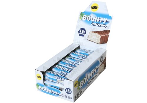 Bounty Protein bar 18 x 51g