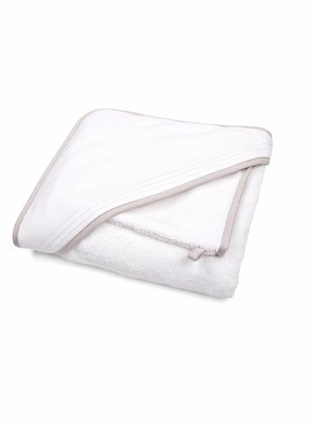 Hooded towel & washcloth
