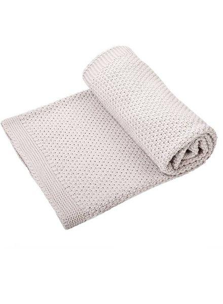 Ledikant deken katoen