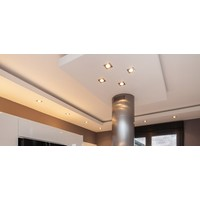 LED Inbouwspots Murillo 5 Pack 4,7W - Wit