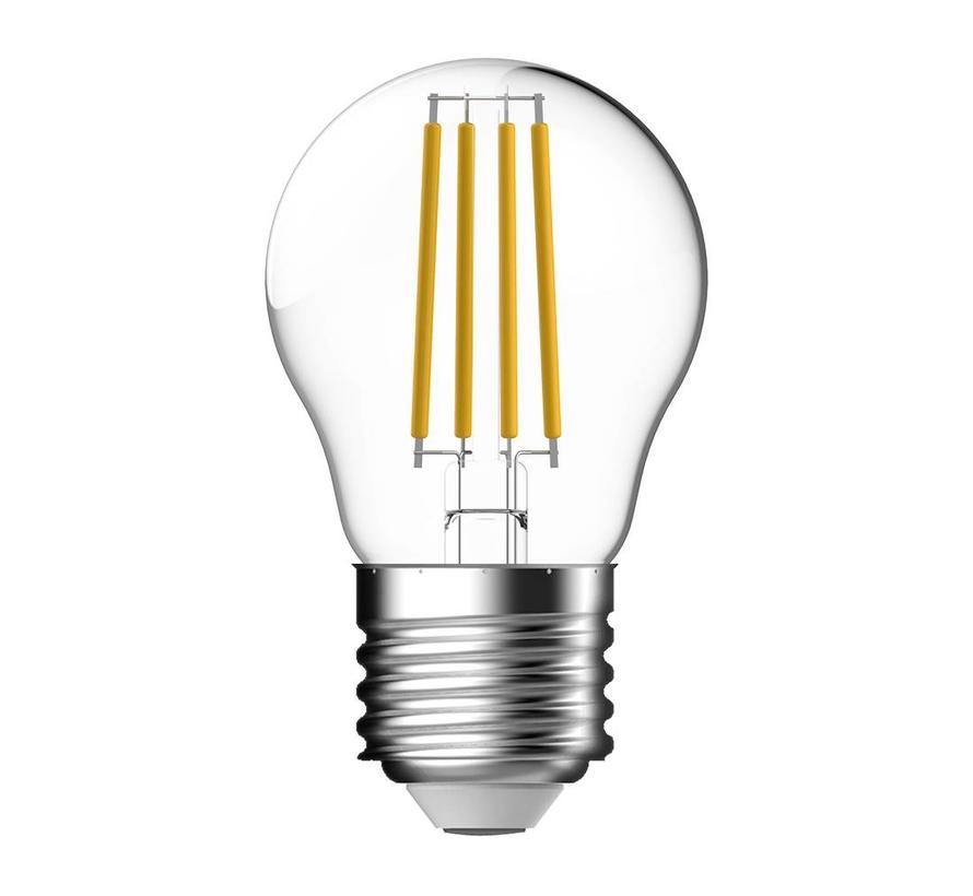 E27 Energetic Mini Globe Filament LED lamp - 3,6W - Vervangt 40W
