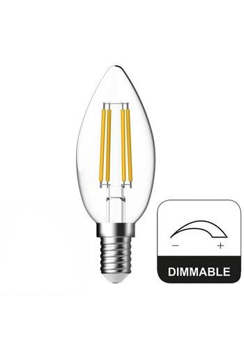 Energetic E14 LED Lamp Dimbaar Kaars Energetic - 4.8W - vervangt 40W