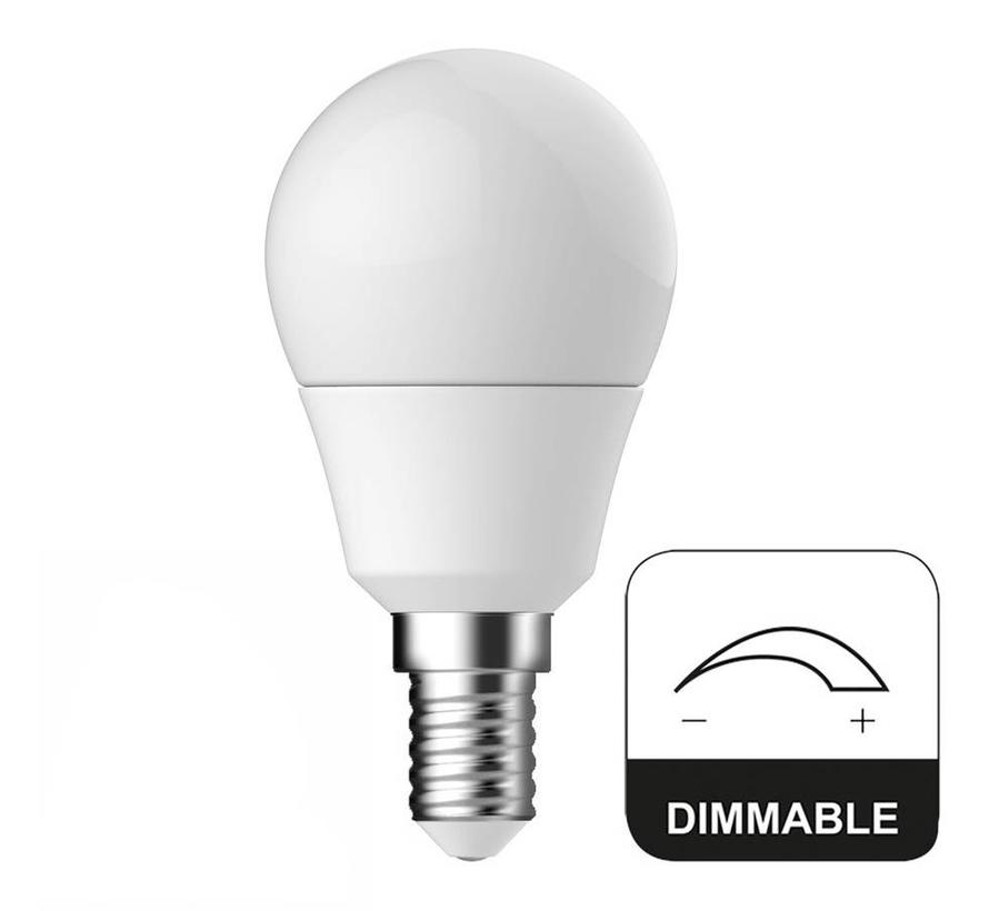 E14 LED Lamp Dimbaar Energetic - 6W - vervangt 40W