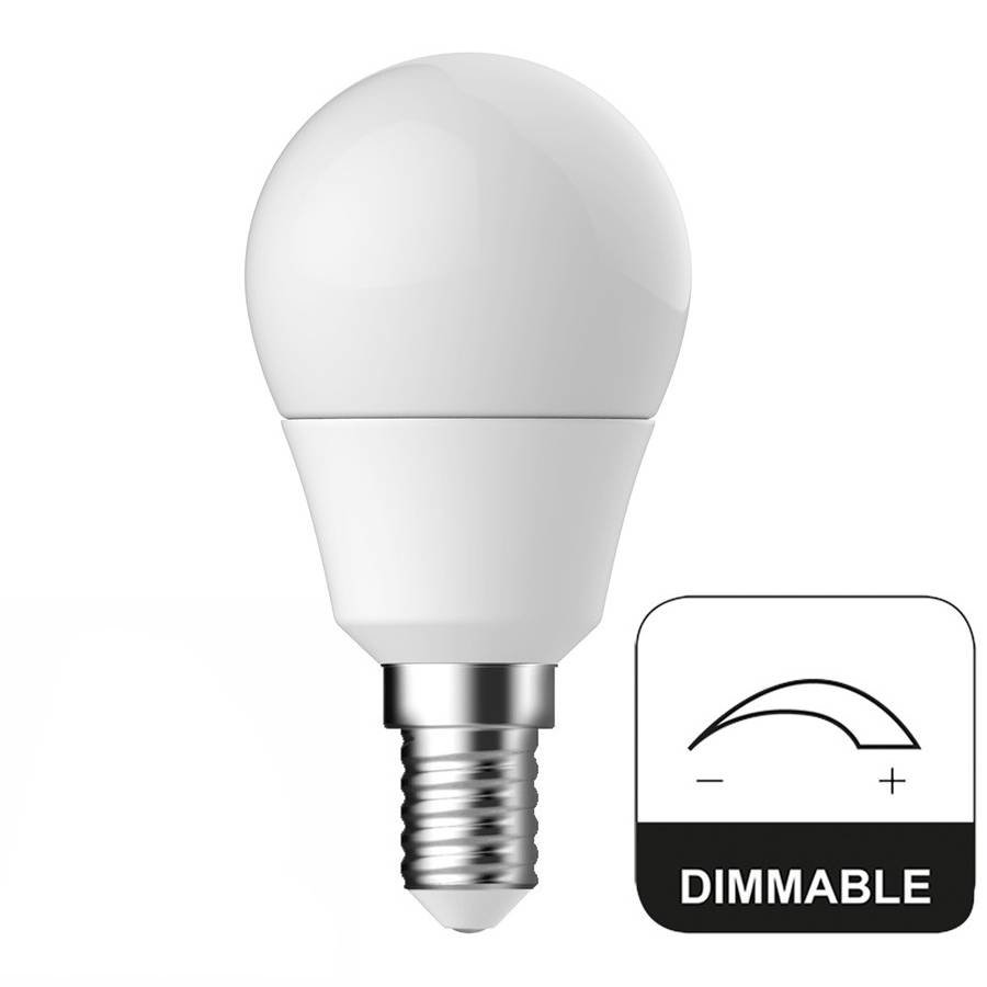 E14 LED Lamp Dimbaar Energetic - 6W - vervangt 40W