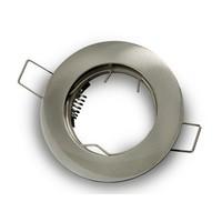 LED Inbouwspot - RVS
