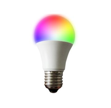 LED E27 Lamp - A60 - 6W - 2700K - Multicolour