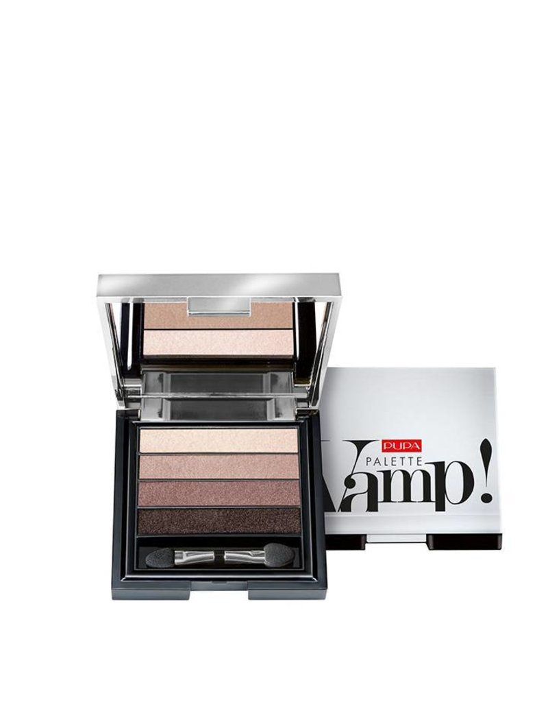 PUPA Vamp! Eyeshadow Palette 002 - Smokey Brown