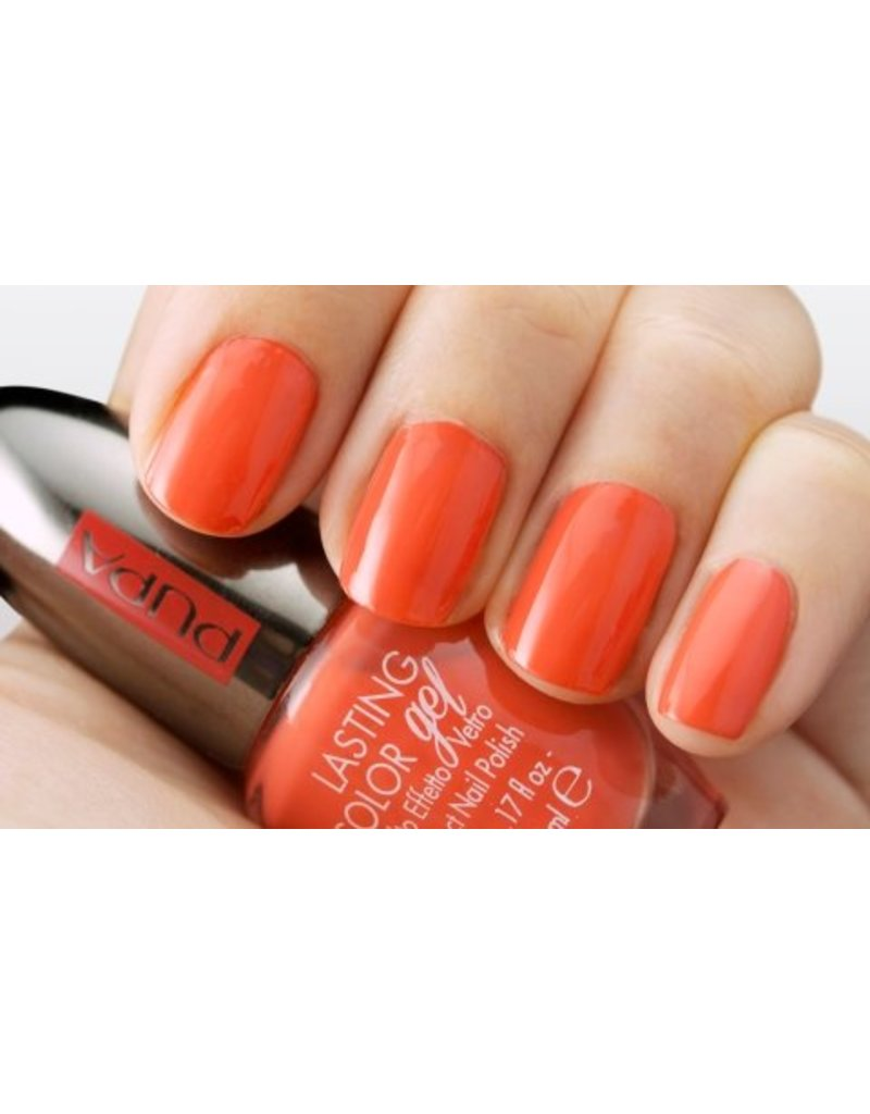 PUPA Lasting Color Gel 084 - Ultra Orange