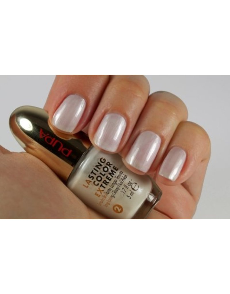 PUPA Lasting Color Extreme 011 - Frosted White