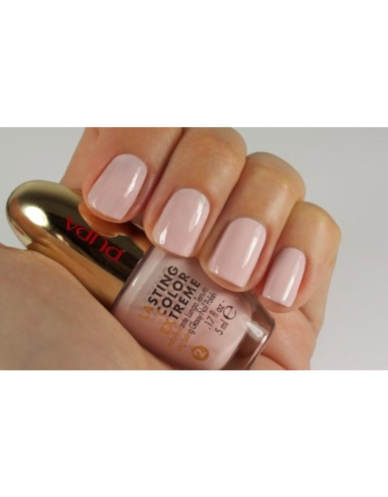 PUPA Lasting Color Extreme 015 - Pure Rose