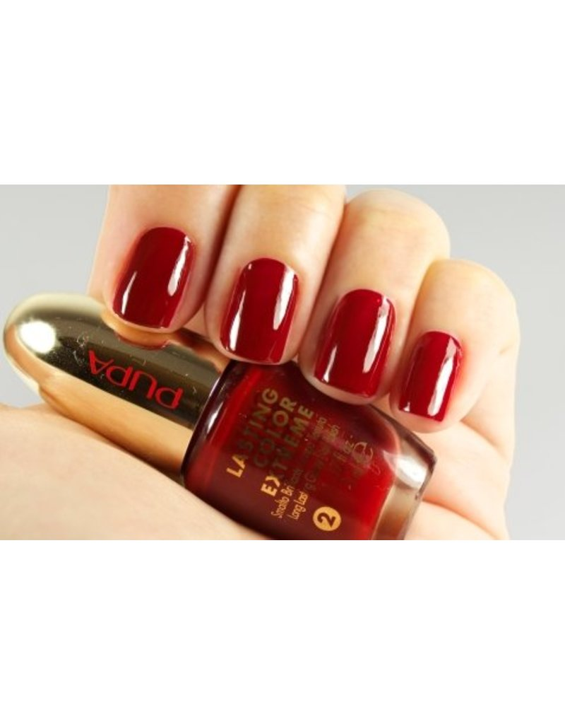 PUPA Lasting Color Extreme 026 - Extraordinary Red