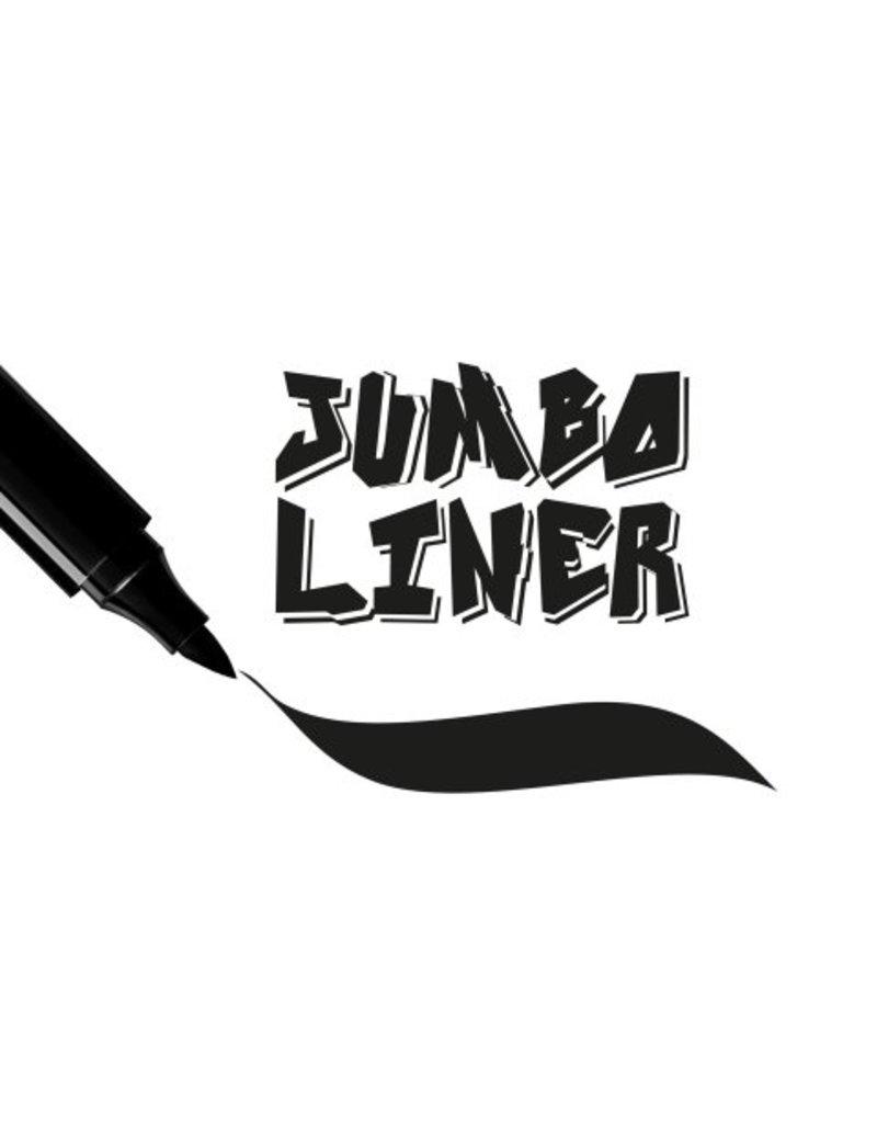 PUPA Jumbo Liner 001 - Black