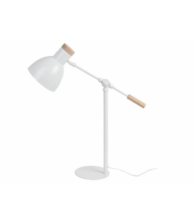 Leitmotiv Tafellamp Stark wit