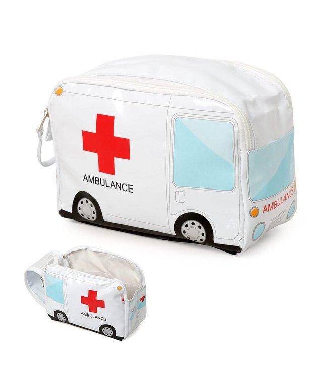 Balvi Toilettas Ambulance