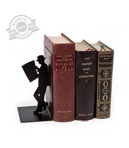 Balvi Boekensteun 'The reader'