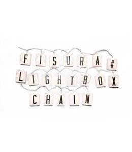 Fisura Lightbox letterslinger