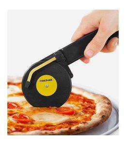 Rocket Pizzasnijder vinyl zwart