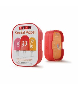 Zoku Accessoire Social Media kit