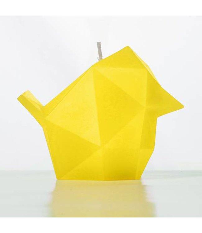Pyropet Bibi kaars geel