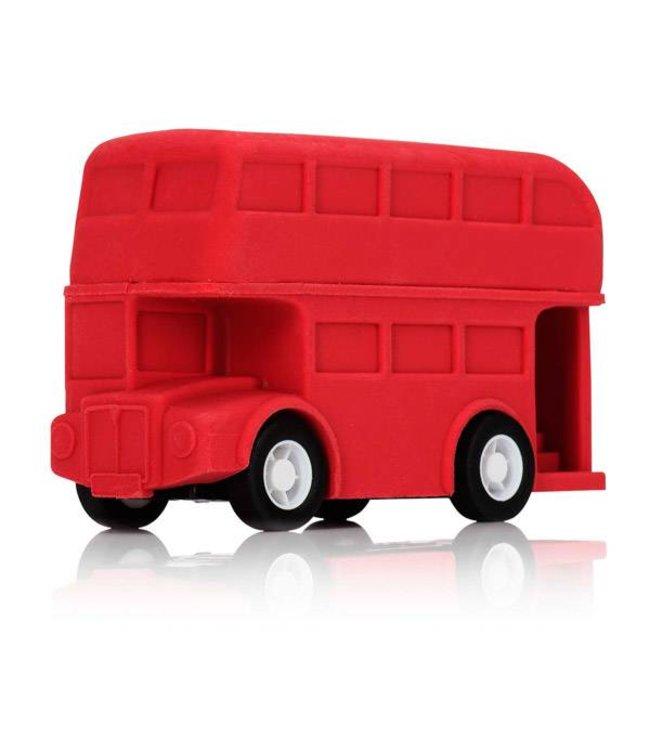 NPW Londen bus giga gum