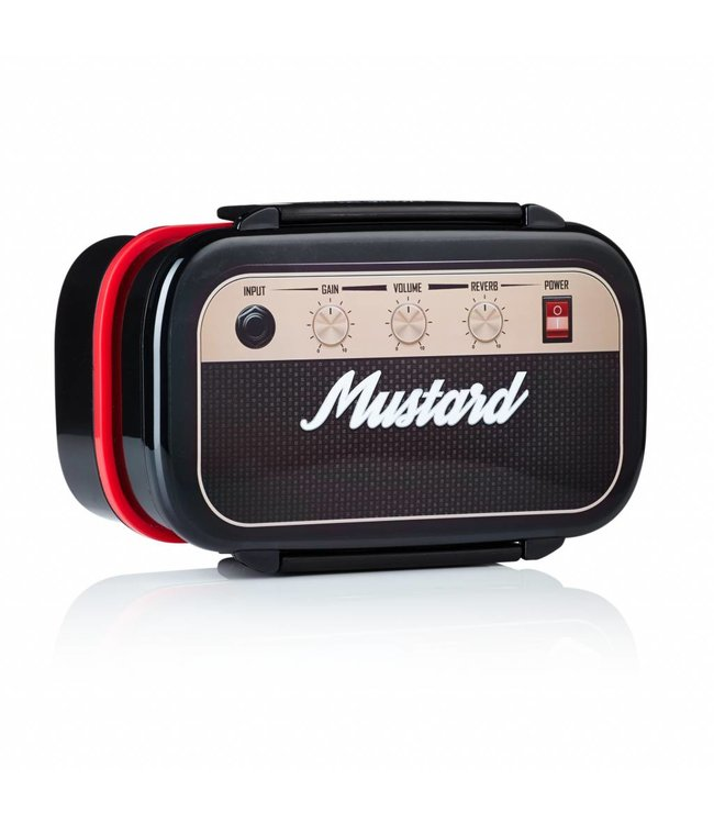 Mustard Lunchbox Rockbox