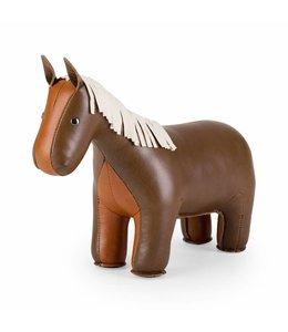 Züny Boekensteun / deurstopper paard