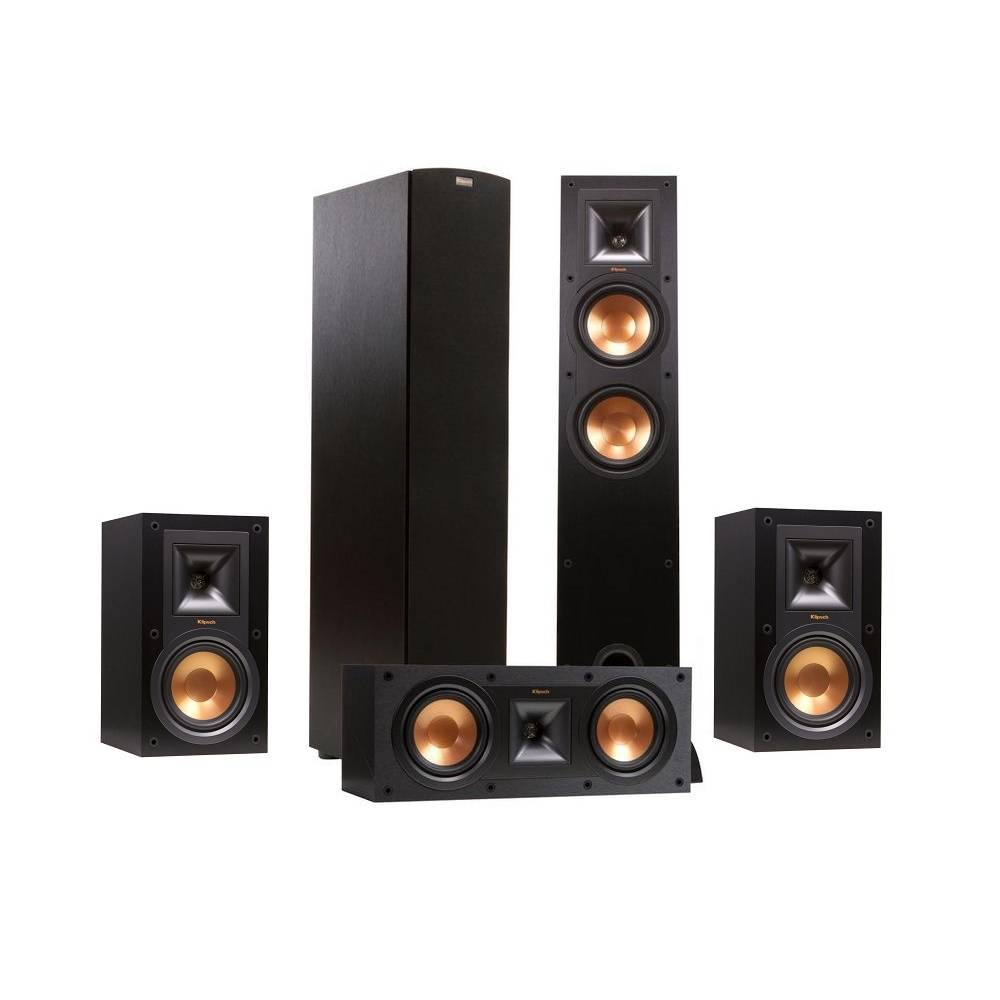 Klipsch Reference 26 Speakerset (zwart)