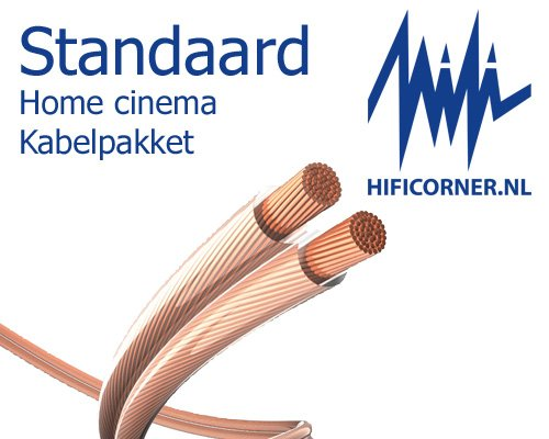 hificorner.nl hificorner.nl Home Cinema Kabelpakket