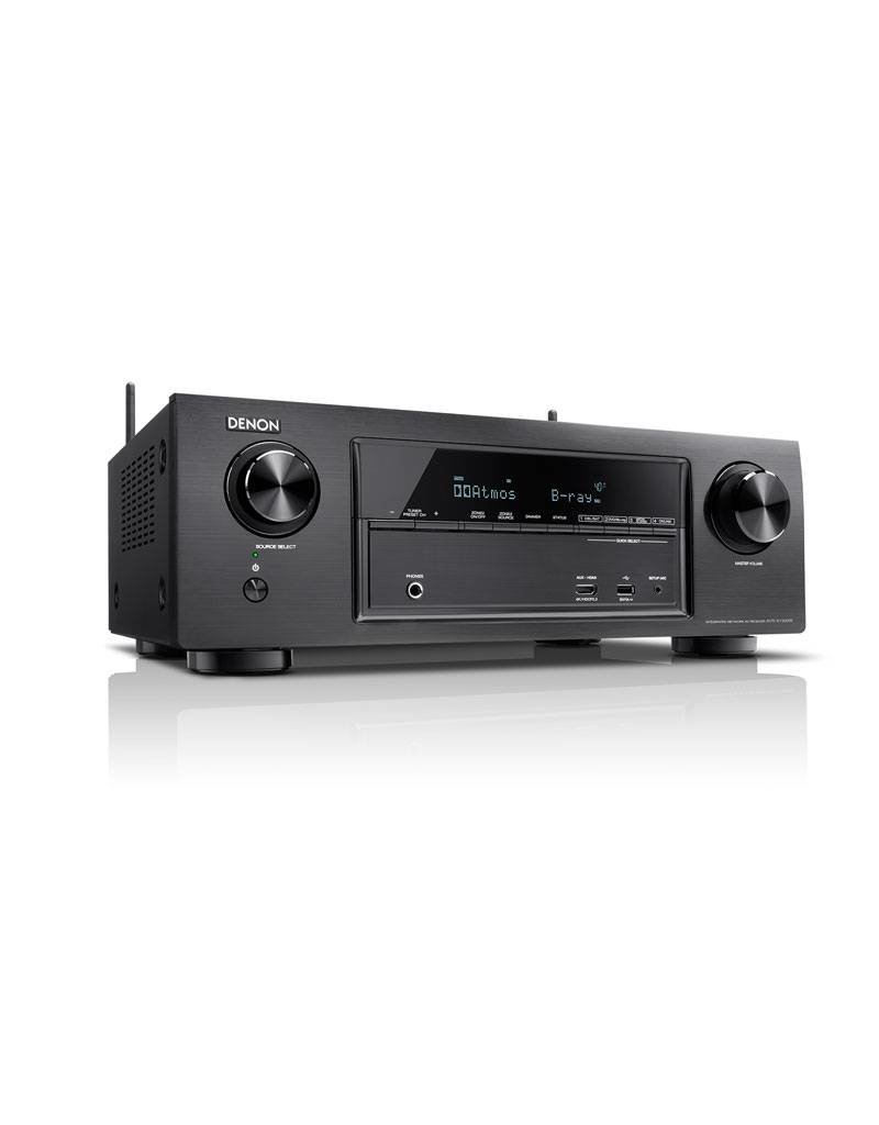 Denon AVR-X1300W + Jamo S426 HCS 3 (zwart)