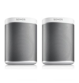 Sonos Play 1: 2 Room Starter Pack