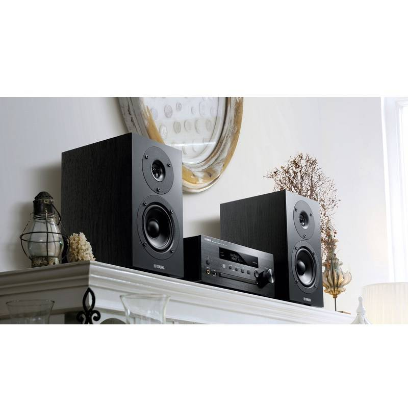 Yamaha MCR-N470D stereo receiver