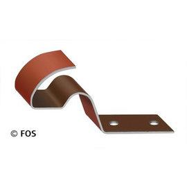 vorsthaken 470/151 aluminium rood of zwart-doos a 50 st.