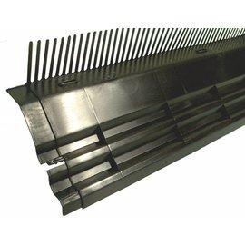 kombi dakvoet profiel 55 kam 165 mm / 100 cm