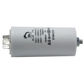 Ohmeron Aanloop condensator 40uF-450V