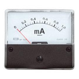 Paneelmeter 0-1mA DC