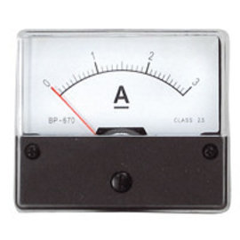 Paneelmeter 0-3A DC