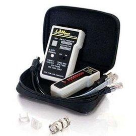 SProtek LAN Kabel tester RJ45, RJ11 & BNC