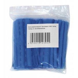 Sintron Connect Krimpkous assorti 100x blauw