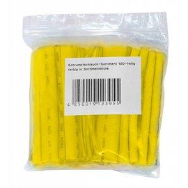 Sintron Connect Krimpkous assorti 100x geel