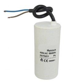 Ohmeron Aanloop condensator 6 µF 450Vac