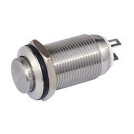 Sintron Connect Metalen drukknop 1 polig