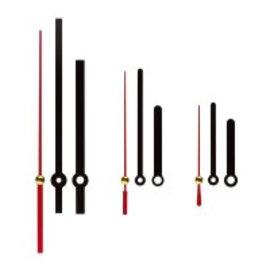 5 sets wijzers uurwerk