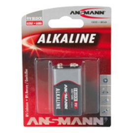 Ansmann Alkaline / 9 Volt