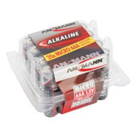 Ansmann Alkaline / Micro AAA  20 delig