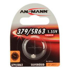 Ansmann Horlogebatterij  SR63 - 1.55V